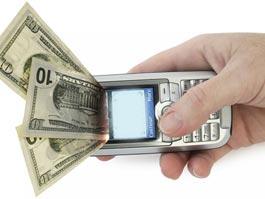 Сотовых операторов обяжут предупреждать россиян о чрезмерных расходах