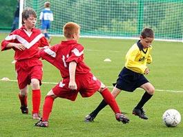 В Ижевске футболистов подогреют прямо на поле