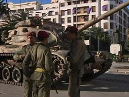 Российские туристы не хотят возвращаться домой из охваченного беспорядками Туниса