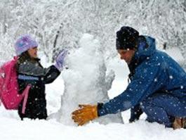 В начале февраля в Ижевске появится снежный Юрий Гагарин