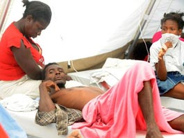 В Доминикане зарегистрировали первый случай гибели от холеры