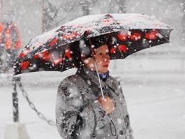 В Ижевске ожидаются резкие скачки температуры