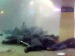 Теракт в Домодедово: 35 человек погибли, 108 – в больнице
