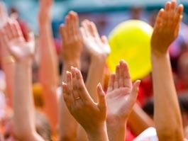 Ижевчан приглашают поработать волонтерами на Универсиаде