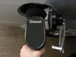 Стоимость дизельного топлива приближается к цене самого дорогого бензина