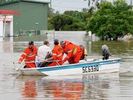 В Австралии ввели «налог на наводнение»