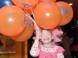 Благодаря ТРК «Петровский» восемь детей-сирот в 2010 году обрели семью