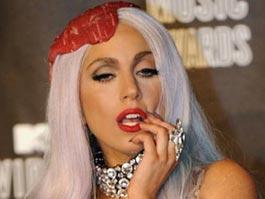Леди Гага выпустит духи с запахом крови и спермы