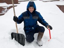 В Ижевске на смену морозам придут снегопады