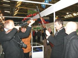 Впервые в Ижевске пройдет всероссийская выставка «Охота. Рыбалка»
