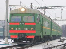 В Удмуртии отменили несколько пригородных поездов