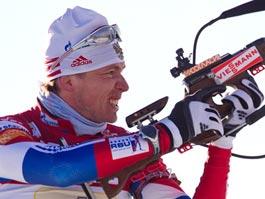 Спортсмен из Ижевска Иван Черезов завоевал серебряную медаль на Кубке мира по биатлону