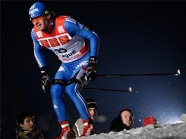 Лыжник из Удмуртии в составе российской сборной взял золото на этапе Кубка мира