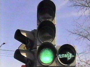 На нескольких перекрестках Ижевска изменили режим работы светофоров
