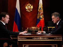 О чем Александр Волков говорил с Президентом России