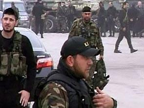 В Грозном прогремели три взрыва, ранены несколько омоновцев
