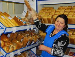 Стоимость хлеба в Ижевске выросла на 10 %