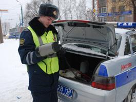 ГИБДД Удмуртии выпустило памятки для водителей о спорных ситуациях на дороге