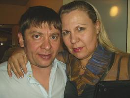 Ижевчанка приняла участие в шоу «Уральских пельменей»