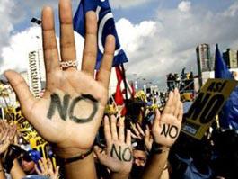 В Греции возобновились забастовки водителей общественного транспорта