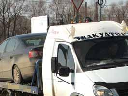 За 5 дней эвакуаторы отучили ижевчан парковать авто где попало