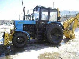 В Удмуртии в День Святого Валентина трактор сбил дедушку