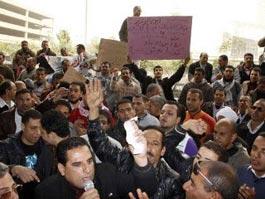В Египте закончилась революция, но начались забастовки