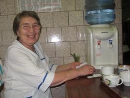 Сотрудница бани стала для многих ижевчан родным человеком