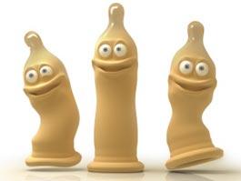 Три малайзийца украли 700 тысяч презервативов