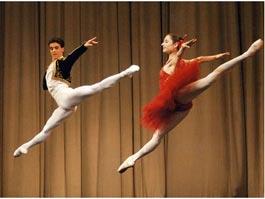 Ижевчанам покажут балет, который дебютировал во Франции