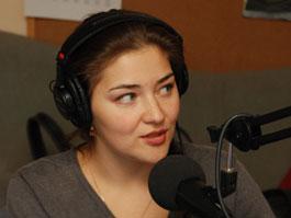 Певица Татьяна Зыкина приехала в Ижевск за морозами