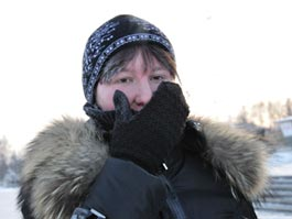 В ближайшие дни в Ижевске потепления не ожидается