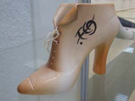 Ижевчанка собрала свою коллекцию «обуви»