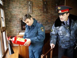 Близ Ижевска пожарные на 45 дней закрыли гостиницу «Заячья усадьба»