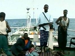 Сомалийские пираты убили американских путешественников