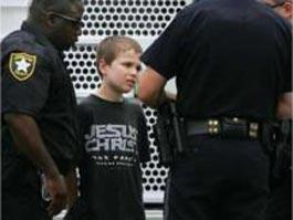 Из-за рисунка у психолога арестовали 11-летнего американского мальчика