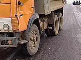 Подробности аварии в Чайковском: в ДТП участвовало 3 грузовика