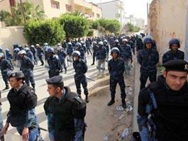 В Ливии армия взорвала занятую оппозиционерами мечеть
