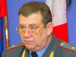 Президент России освободил от занимаемой должности министра МВД по УР