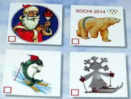 Сегодня ижевчане могут повлиять на выбор талисмана Олимпиады в Сочи 2014