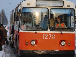 В Ижевске из-за нехватки водителей закрыли троллейбус №5