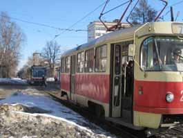 Почему трамвай в Ижевске приходится ждать по полчаса?