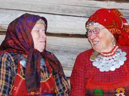 Ижевчан приглашают встретить весну вместе с «Бурановскими бабушками»