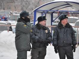 Ижевские полицейские привыкают к новому обращению