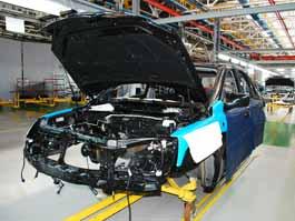 На «ИжАвто» будет введен новый режим промышленной сборки