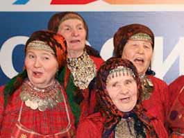 Поедут ли «Бурановские бабушки» на «Евровидение»?