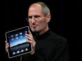 Стив Джобс лично представил iPad 2