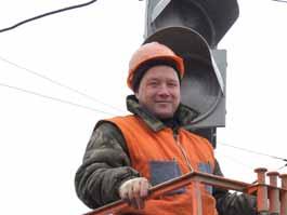 В Ижевске отключают бесхозные светофоры