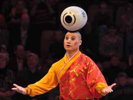 В Ижевске открылся Международный фестиваль циркового искусства