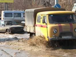 Власти Ижевска готовятся к рекордному половодью